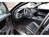2013 Jaguar XJ Interiors
