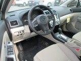 2015 Subaru Impreza Interiors