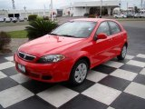 2008 Suzuki Reno Super Red