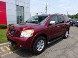 2012 Tuscan Sun Nissan Armada SV 4WD #104584594