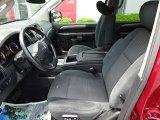 2012 Nissan Armada Interiors