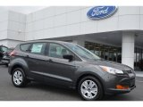 2015 Magnetic Metallic Ford Escape S #104584539