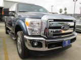 2015 Blue Jeans Ford F250 Super Duty Lariat Crew Cab 4x4 #104603229