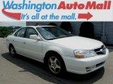 2003 White Diamond Pearl Acura TL 3.2 #104603289