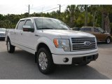 2010 Ingot Silver Metallic Ford F150 Platinum SuperCrew 4x4 #104603499