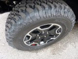 Jeep Wrangler Unlimited 2015 Wheels and Tires