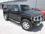 2009 Black Hummer H3 Alpha #104645157