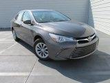 2015 Predawn Gray Mica Toyota Camry LE #104645275