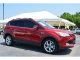 2013 Ruby Red Metallic Ford Escape SEL 1.6L EcoBoost #104645212