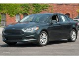 2015 Guard Metallic Ford Fusion SE #104676653