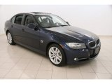 2011 Deep Sea Blue Metallic BMW 3 Series 335i xDrive Sedan #104676867