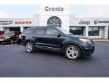 2014 Tuxedo Black Ford Explorer Limited #104676722