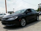 2015 Black Chrysler 200 S #104715150