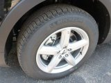 2016 Ford Explorer XLT 4WD Wheel