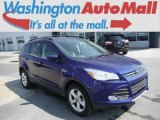 2014 Deep Impact Blue Ford Escape SE 1.6L EcoBoost 4WD #104715338