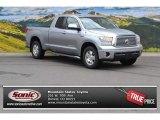 2010 Silver Sky Metallic Toyota Tundra Limited Double Cab 4x4 #104715122