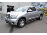 2010 Toyota Tundra Limited Double Cab 4x4 Front 3/4 View
