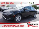 2015 Black Chrysler 200 Limited #104715394