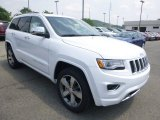 2015 Jeep Grand Cherokee Bright White