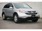2011 Alabaster Silver Metallic Honda CR-V EX-L #104715479