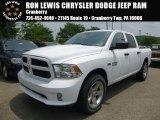 2015 Bright White Ram 1500 Express Crew Cab 4x4 #104715319