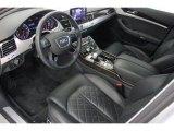 2014 Audi A8 Interiors