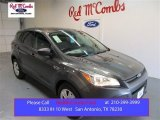 2015 Magnetic Metallic Ford Escape S #104750602