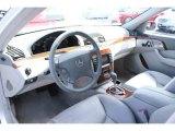 2003 Mercedes-Benz S Interiors