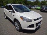 2015 White Platinum Metallic Tri-Coat Ford Escape Titanium 4WD #104769883