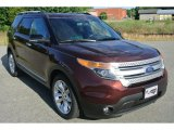 2012 Cinnamon Metallic Ford Explorer XLT #104775170