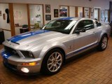 2009 Brilliant Silver Metallic Ford Mustang Shelby GT500KR Coupe #10469040
