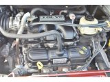 2007 Chrysler Town & Country Engines