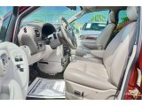 2007 Chrysler Town & Country Interiors