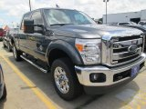 2015 Magnetic Ford F250 Super Duty Lariat Crew Cab 4x4 #104774988