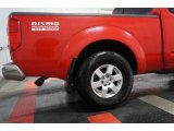 Nissan Frontier 2005 Badges and Logos