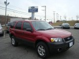 2006 Redfire Metallic Ford Escape XLT V6 4WD #10469109