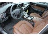 2015 Audi A8 Interiors