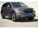 2015 Urban Titanium Metallic Honda CR-V Touring #104798868