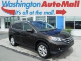 2013 Kona Coffee Metallic Honda CR-V EX-L AWD #104798784