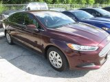 2013 Bordeaux Reserve Red Metallic Ford Fusion S #104798690
