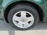 Volkswagen Jetta 2002 Wheels and Tires