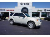 2009 White Suede Ford Escape XLS #104798915