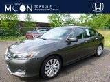 2013 Hematite Metallic Honda Accord EX Sedan #104798904