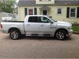 2014 Bright White Ram 1500 Laramie Crew Cab 4x4 #104839284