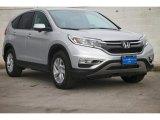 2015 Alabaster Silver Metallic Honda CR-V EX #104839108