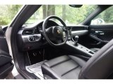 Porsche New 911 Interiors
