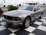 2006 Tungsten Grey Metallic Ford Mustang V6 Deluxe Coupe #10475310