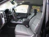 2015 Chevrolet Silverado 1500 LTZ Z71 Crew Cab 4x4 Dark Ash/Jet Black Interior