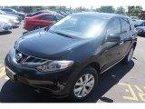 2011 Super Black Nissan Murano LE AWD #104839175