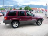 2001 Jeep Grand Cherokee Sienna Pearl